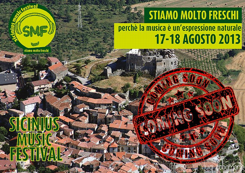Sicinius Music Festival 2013