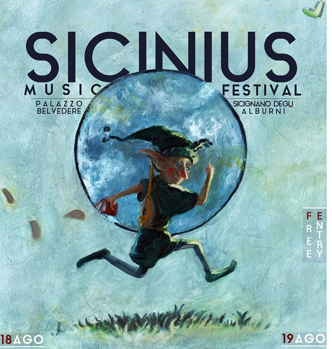 Sicinius Music Festival 2015