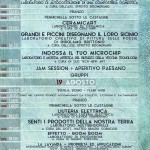 Programma definitivo Sicinius Music Festival 2015
