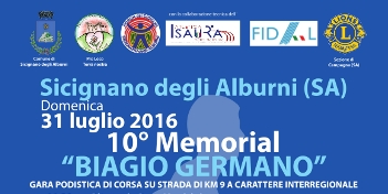 10 Memorial Biagio Germano