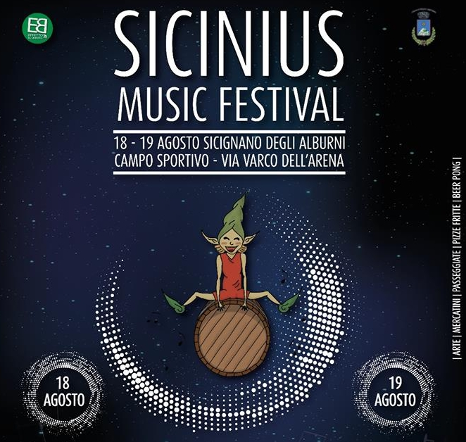 Sicinius Music Festival 2017